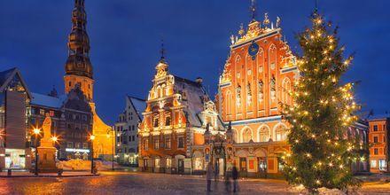 Jul i Riga - en hyggelig oplevelse.