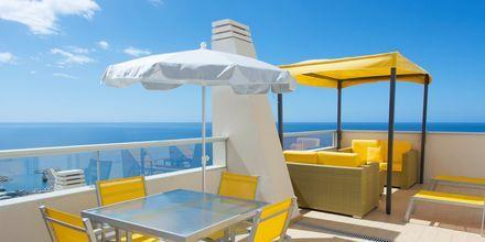 2-værelses deluxe lejlighed på Hotel Riosol på Gran Canaria, De Kanariske Øer.