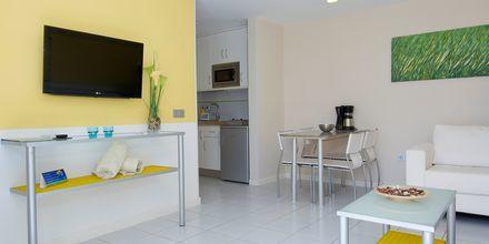 3-værelses deluxe lejlighed på Hotel Riosol på Gran Canaria, De Kanariske Øer.