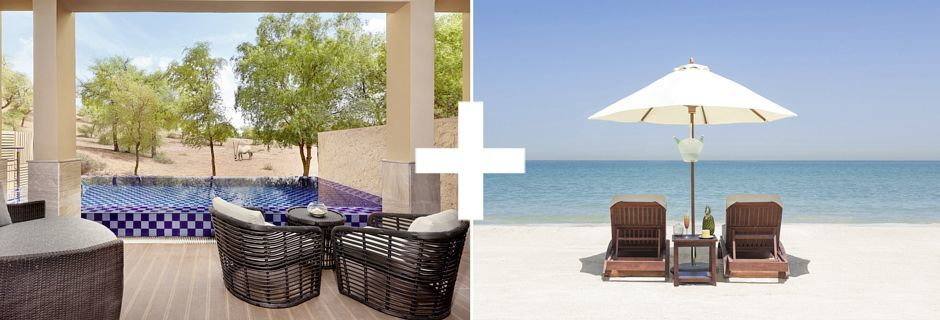 Ritz Carlton Al Wadi Desert & Waldorf Astoria Ras al Khaimah