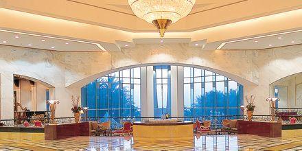 Lobby på Ritz-Carlton Doha i Doha, Qatar.