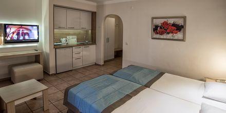 1-værelses lejlighed på Riviera Apart i Alanya, Tyrkiet