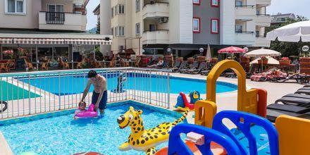 Børnepool på Hotel Riviera Apart i Alanya, Tyrkiet.