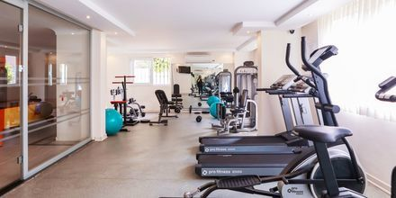 Fitnessrum på Hotel Riviera Apart i Alanya, Tyrkiet.