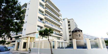 Hotel Riviera på Rhodos, Grækenland.
