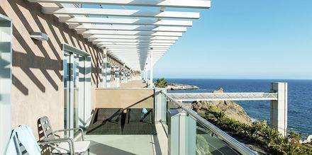 Balkon på Hotel Riviera Vista i Playa del Cura, Gran Canaria, De Kanariske Øer.