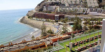 Hotel Riviera Vista i Playa del Cura, Gran Canaria, De Kanariske Øer.