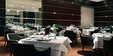 Restaurant på Hotel Rodos Palace på Rhodos, Grækenland.