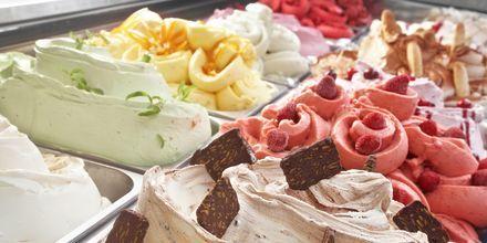 Under din ferie i Rom er en gelato næsten et must,