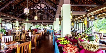 Restaurant på hotel Romana Beach Resort i Phan Thiet