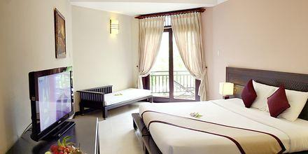 Deluxe-værelser på hotel Romana Beach Resort i Phan Thiet