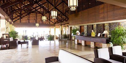 Lobby på Hotel Romana Beach Resort i Phan Thiet