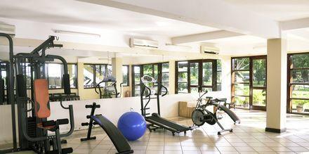 Fitness på hotel Romana Beach Resort i Phan Thiet