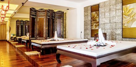 Spa på hotel Romana Beach Resort i Phan Thiet