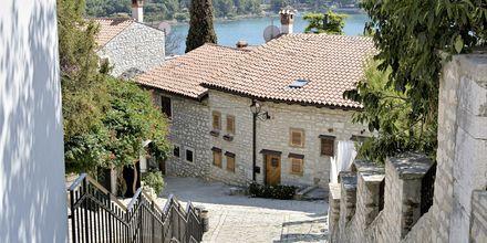 Rovinj i Istrien, Kroatien.