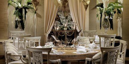 Restaurant Jardin på hotel Royal Garden Villas i Playa de las Americas på Tenerife, Spanien