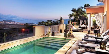 3-værelses lejlighed på hotel Royal Garden Villas i Playa de las Americas på Tenerife, Spanien