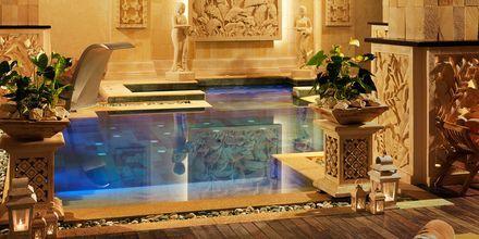 Spa på hotel Royal Garden Villas i Playa de las Americas på Tenerife, Spanien
