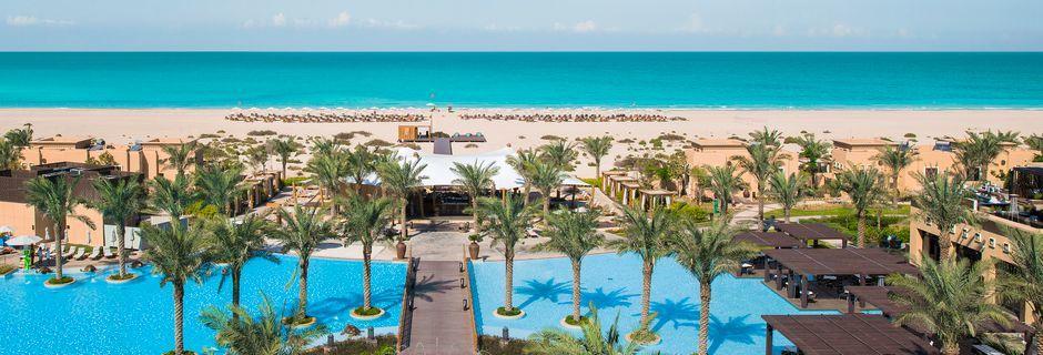 Hotel Saadiyat Rotana Resort & Villas i Abu Dhabi.