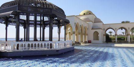 Hotel Atlantis i Sahl Hasheesh, Egypten.