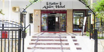 Hotel Sailor i Alanya, Tyrkiet.