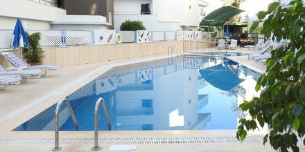Pool på Hotel Sailor i Alanya, Tyrkiet.