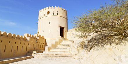 Fort i Salalah, Oman.