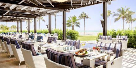 Strandrestaurant og bar på Salalah Rotana Resort, Oman