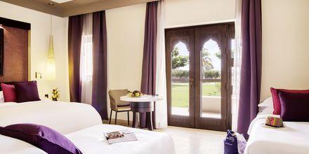 Familie-værelser på Salalah Rotana Resort, Oman