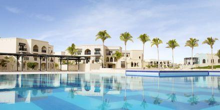 Poolområde på Salalah Rotana Resort, Oman