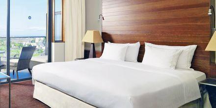 Deluxe-værelse på Sheraton Salobre Golf Resort & Spa på Gran Canaria, De Kanariske Øer.