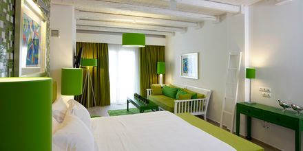 Familie-værelse på Salvator Hotel Villas & Spa i Parga, Grækenland