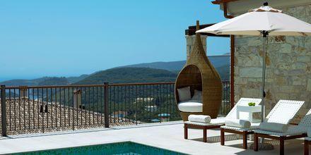 3-værelses villa med privat pool på Salvator Hotel Villas & Spa i Parga, Grækenland