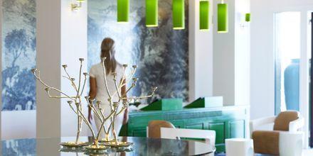 Lobby på Salvator Hotel Villas & Spa i Parga, Grækenland
