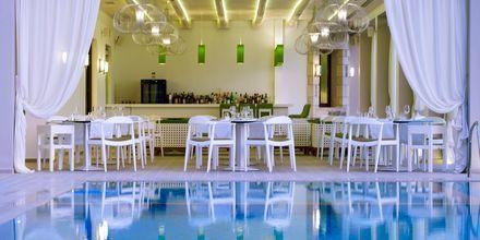 Restaurant på Salvator Hotel Villas & Spa i Parga, Grækenland