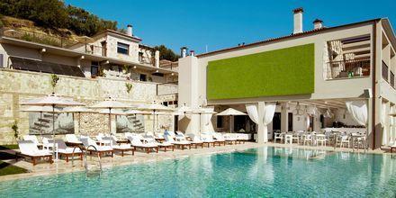 Poolen på Salvator Hotel Villas & Spa i Parga, Grækenland