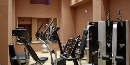 Fitness faciliteter på Hotel Samaria i Chania by på Kreta, Grækenland.