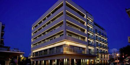Hotel Samaria i Chania by på Kreta, Grækenland.