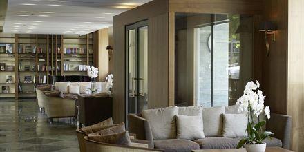 Lobby på Hotel Samaria i Chania by på Kreta, Grækenland.