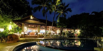 Restaurant på Hotel Samui Natien Resort på Koh Samui, Thailand