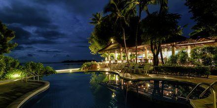 Strandrestaurant på Hotel Samui Natien Resort på Koh Samui, Thailand
