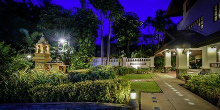 Entre på Hotel Samui Natien Resort på Koh Samui, Thailand