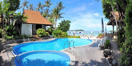 Poolområdet på Hotel Samui Natien Resort på Koh Samui, Thailand