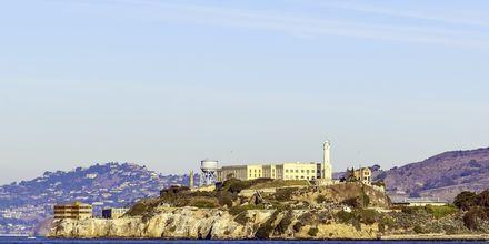 Fængselsøen Alcatraz.