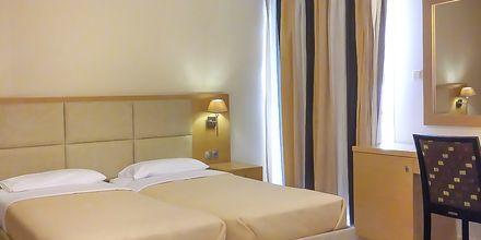 Deluxe-værelse på Hotel San Nectarinos i Parga.