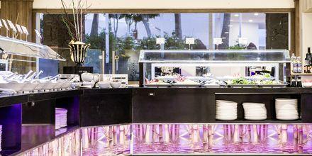 Buffetrestaurant på Hotel Sandos Papagayo Beach Resort på Lanzarote, De Kanariske Øer