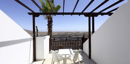 Superior-værelse på Hotel Sandos Papagayo Beach Resort på Lanzarote, De Kanariske Øer