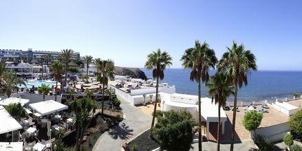 Hotel Sandos Papagayo Beach Resort på Lanzarote, De Kanariske Øer