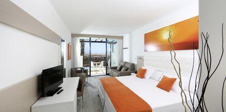 Dobbeltværelse på Hotel Sandos Papagayo Beach Resort på Lanzarote, De Kanariske Øer