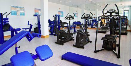 Fitness på Hotel Sandos Papagayo Beach Resort på Lanzarote, De Kanariske Øer